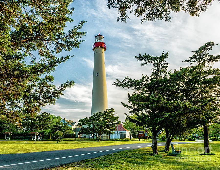 Cape May Lghthouse 2019-1 by Nick Zelinsky