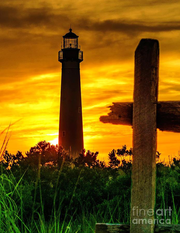 Cape May Light 2019-5 by Nick Zelinsky