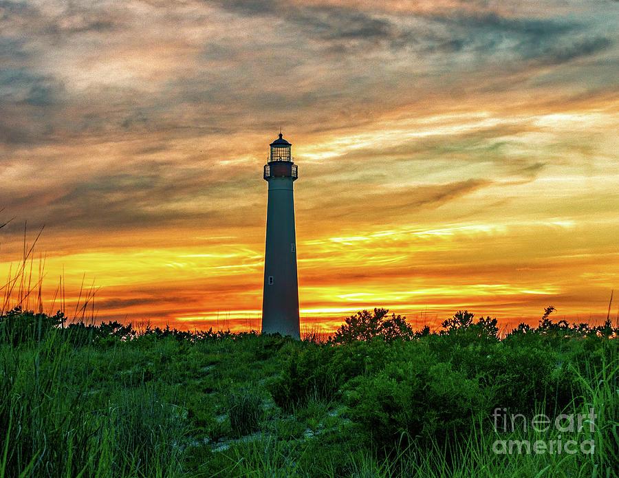 Cape May Lighthouse 2019-6 by Nick Zelinsky