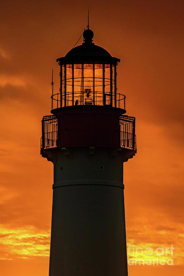 Cape May Lighthouse 2019-4 by Nick Zelinsky
