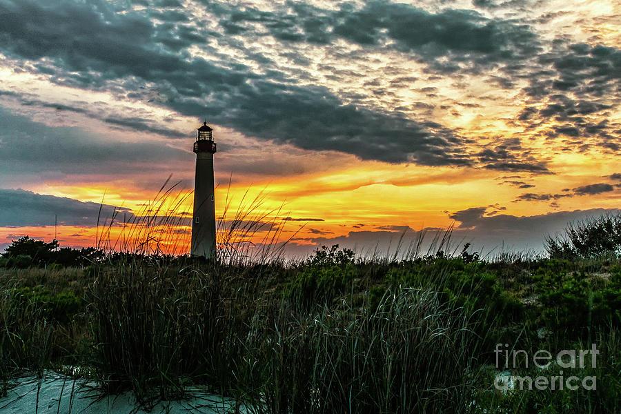 Cape May Lighthouse 2019-3 by Nick Zelinsky