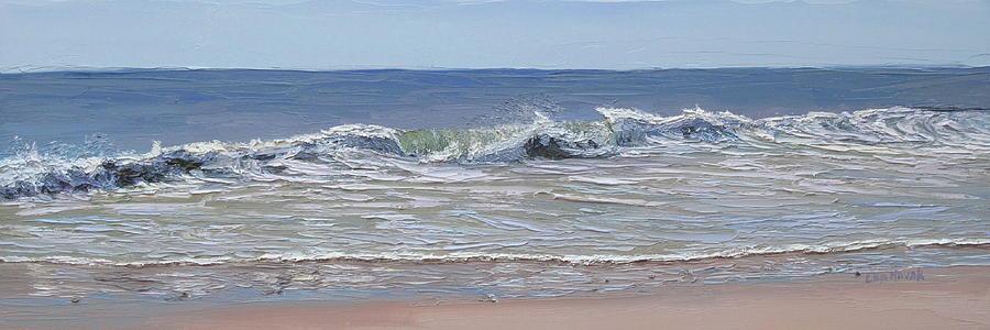 Cape May Waves by Lea Novak