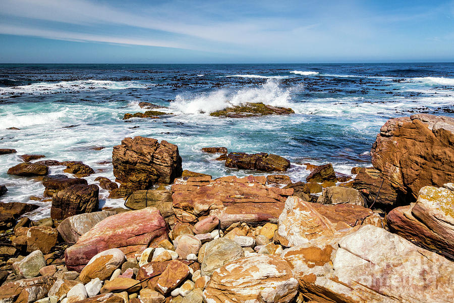 Cape Of Good Hope 2 by Timothy Hacker