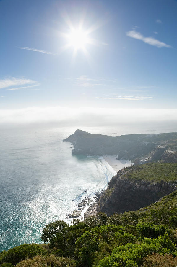 Cape Of Good Hope, Table Mountain Photograph by James Osmond