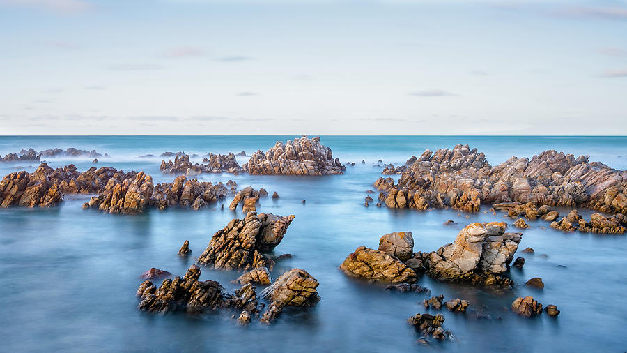 Landscape Photograph - Cape Of Needles by Hamish Mitchell