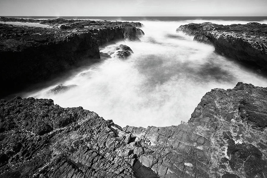 Cape Perpetua by Whitney Goodey