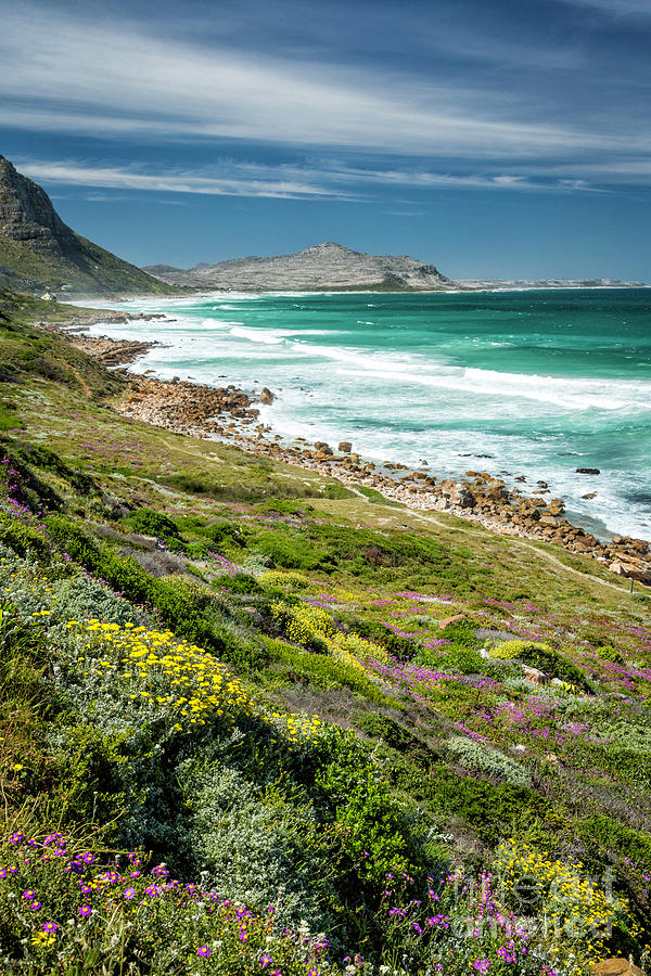 Cape Town Africa Coast by Timothy Hacker