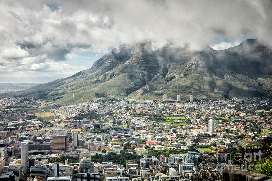 Cape Town Africa by Timothy Hacker