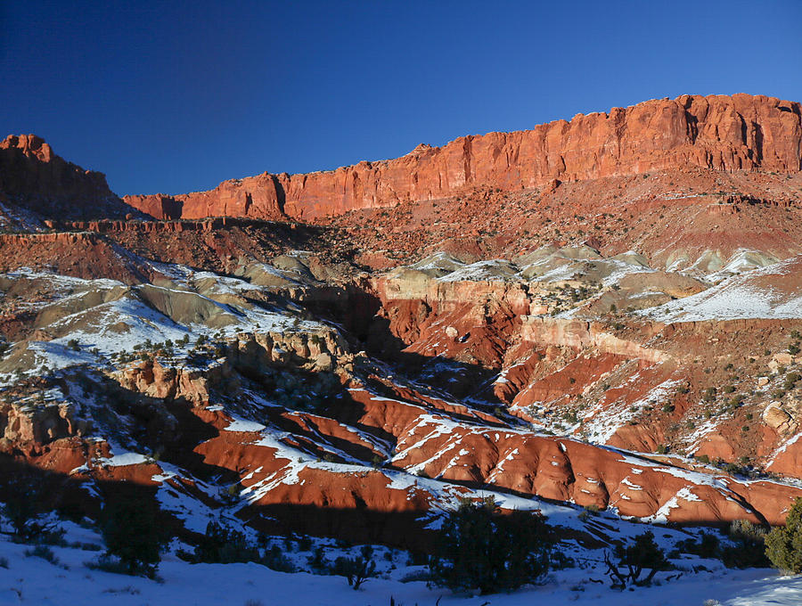 Capitol Reef by Jessica Tabora