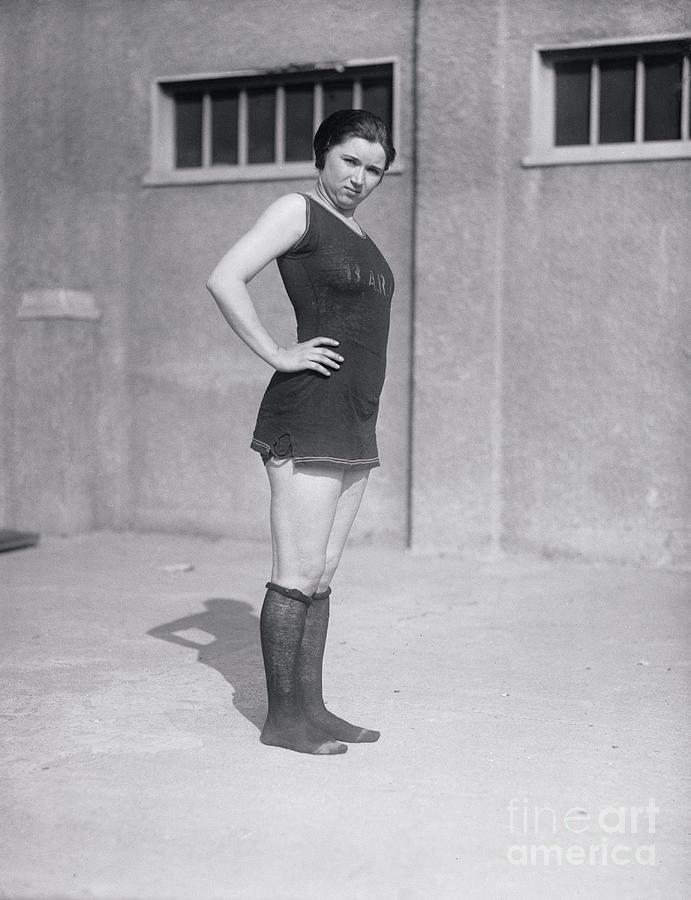 Captain Ann Hyatt Photograph by Bettmann