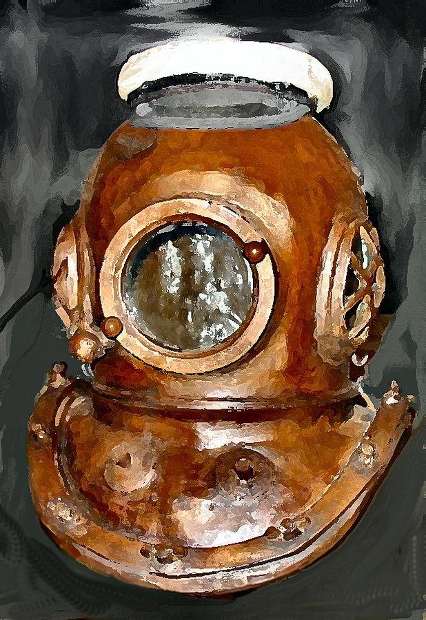 Captain Diver by Lin Grosvenor