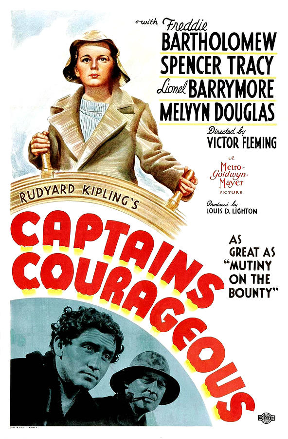 Captains Courageous by Metro-Goldwyn-Mayer