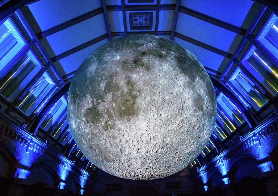 Moon Photograph - Capture The Moon by Martin Newman