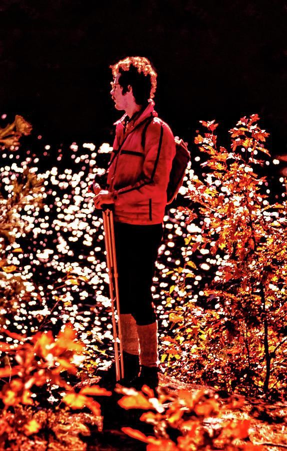 Capturing Autumn Light Photograph