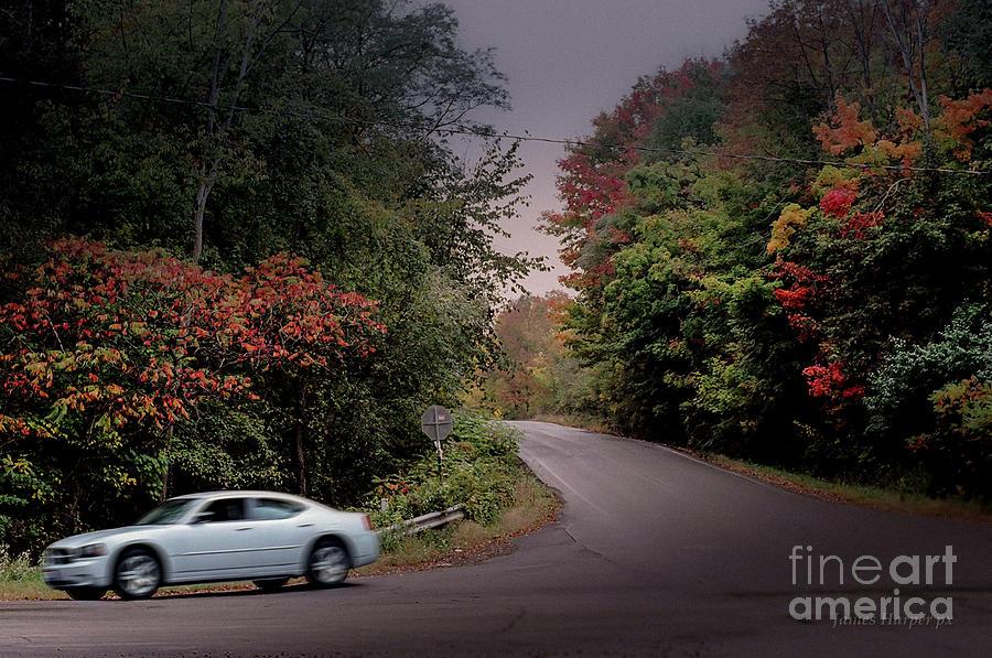 Car Road by James Harper
