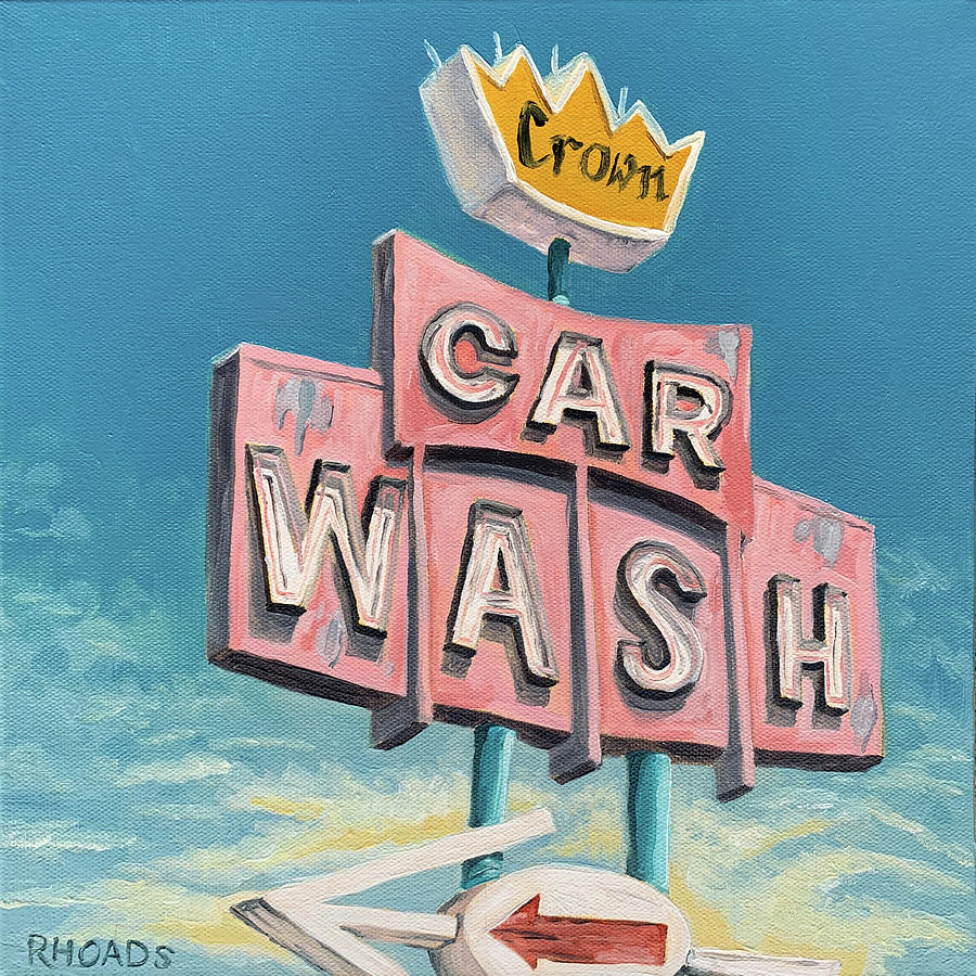 Car Wash by Nathan Rhoads