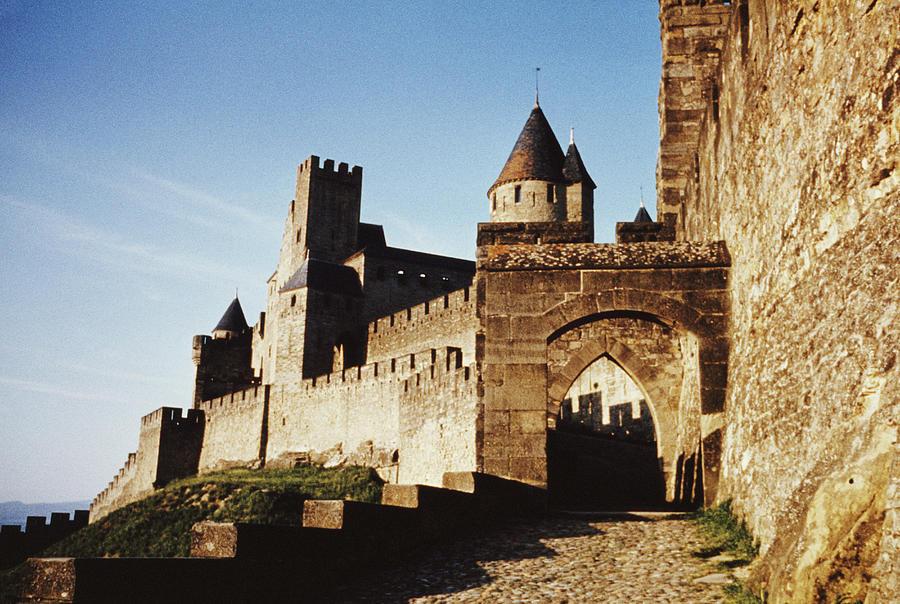 Carcassonne Photograph by Archive Photos