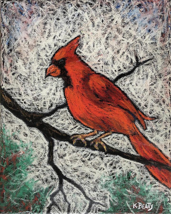 Cardinal Red by Karla Beatty