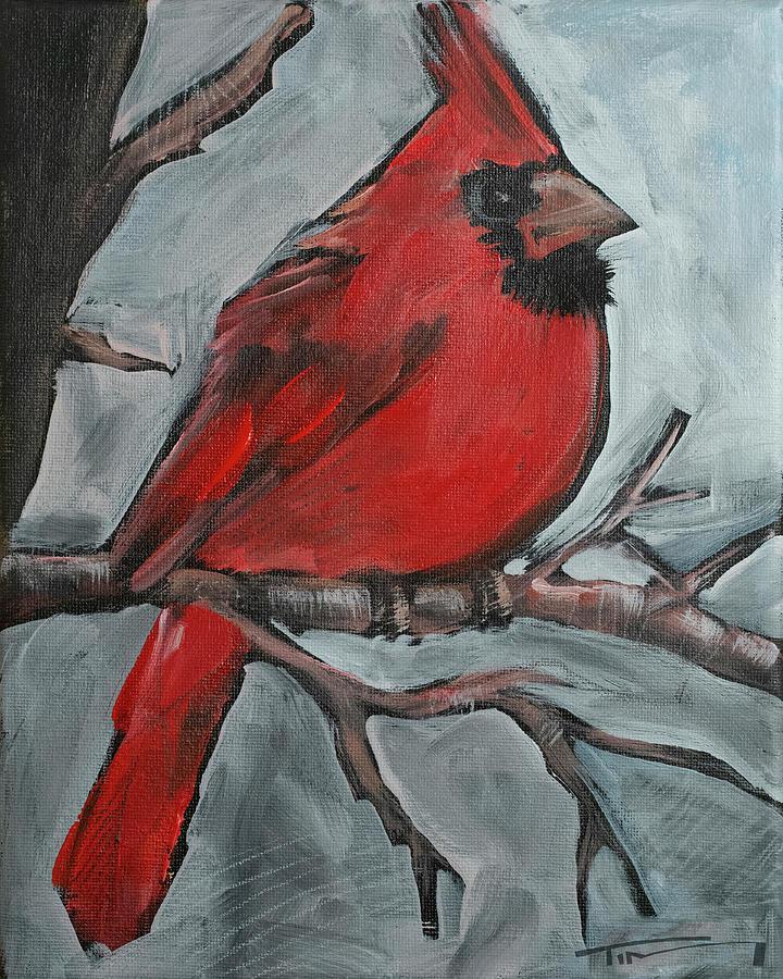 Cardinal by Tim Nyberg