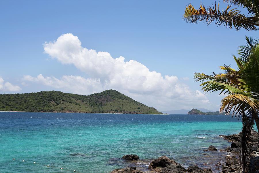 Caribbean Paradise - St. Thomas Island Photograph by Rdegrie