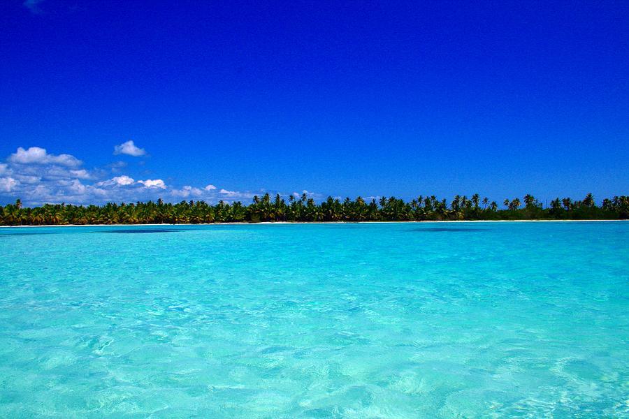 Caribbean Sea Photograph by Abner L. Teixeira