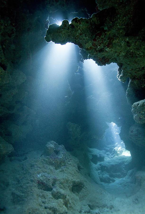 Caribbean Sea, Cayman Islands, Grand Photograph by Paul Souders