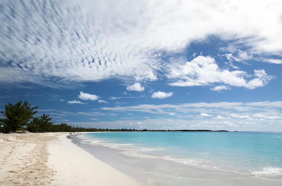 Caribbean Skies by Ramunas Bruzas