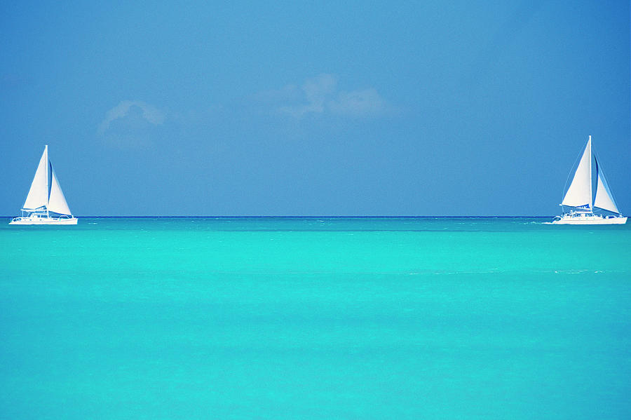 Caribbean, Turks And Caicos Islands Photograph by Medioimages/photodisc