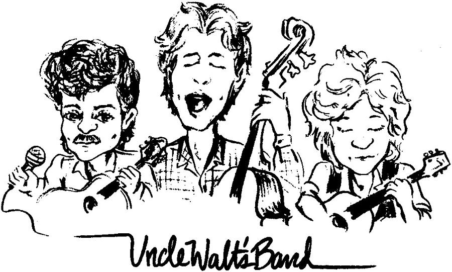 Caricature Digital Art by Uncle Walts Band