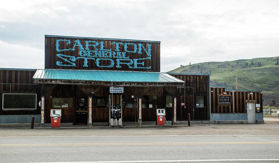 Carlton General Store by Tom Cochran