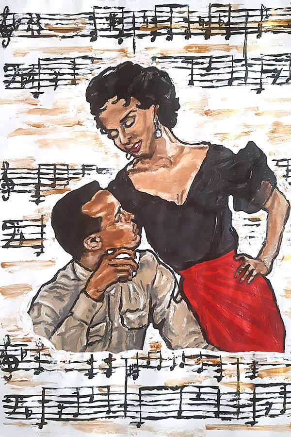 Carmen Jones - That's Love by Rachel Natalie Rawlins