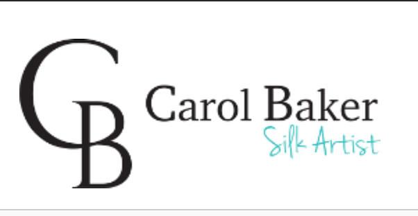 Carol Baker Silk Art by Alice Gipson
