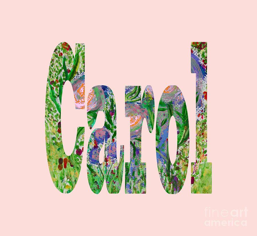 Carol by Corinne Carroll