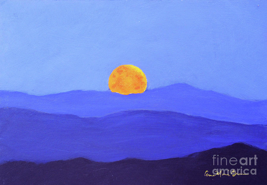 Carolina Moon by Anne Marie Brown