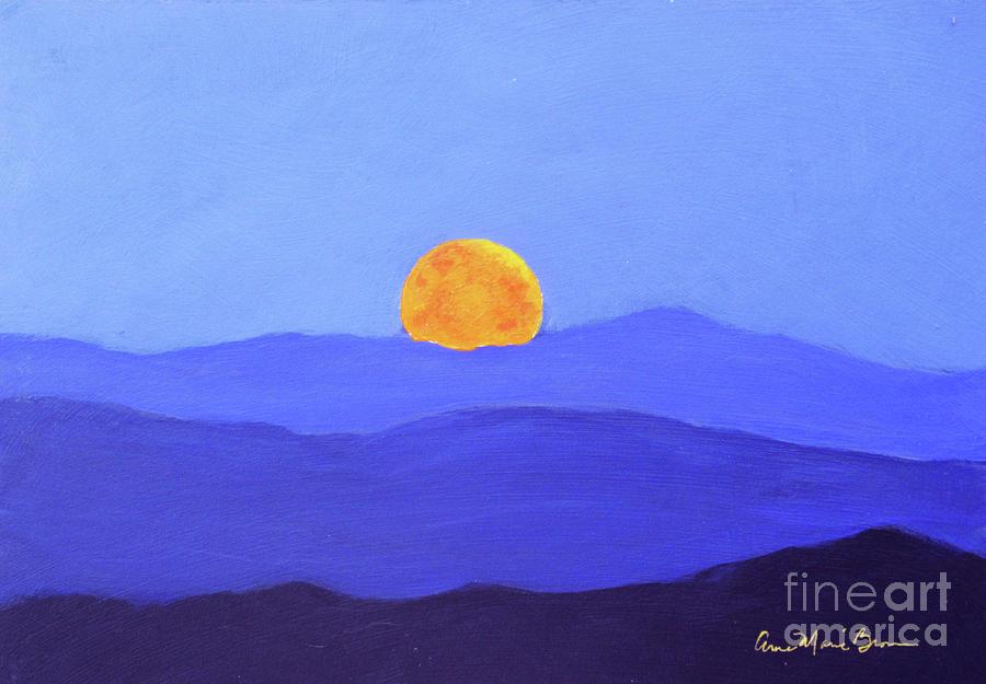 Carolina Moon by Anne Marie Brown