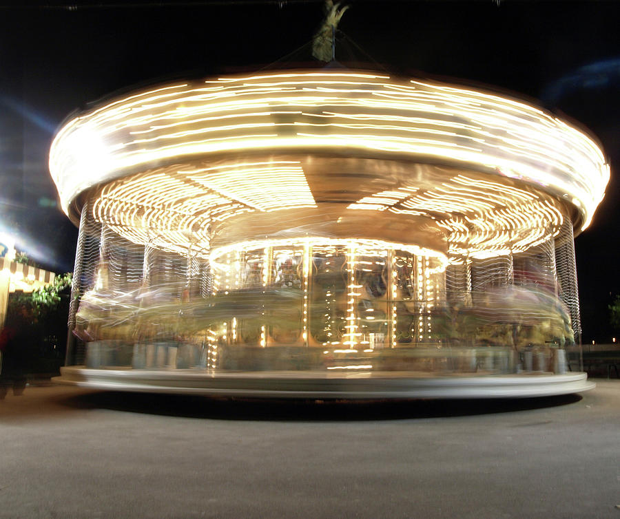 Carousel  by Edward Lee