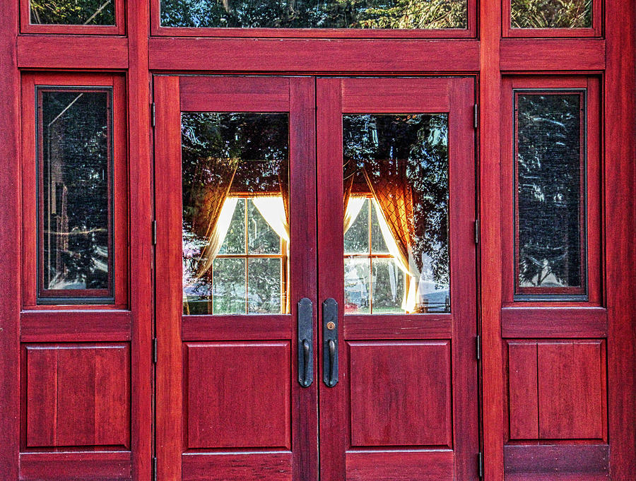 Carriage House Doors by Scott Hufford