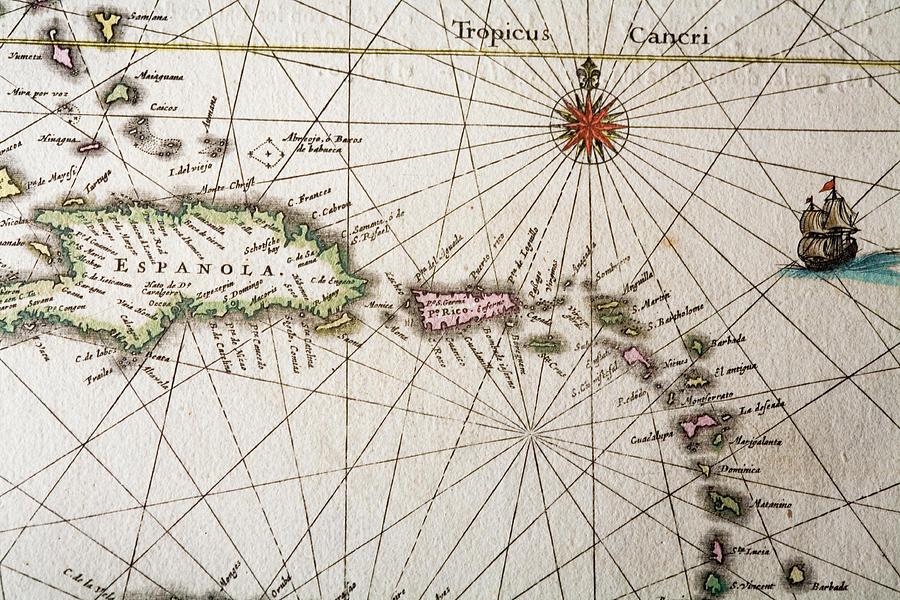 Carribean Islands Digital Art by Goldhafen