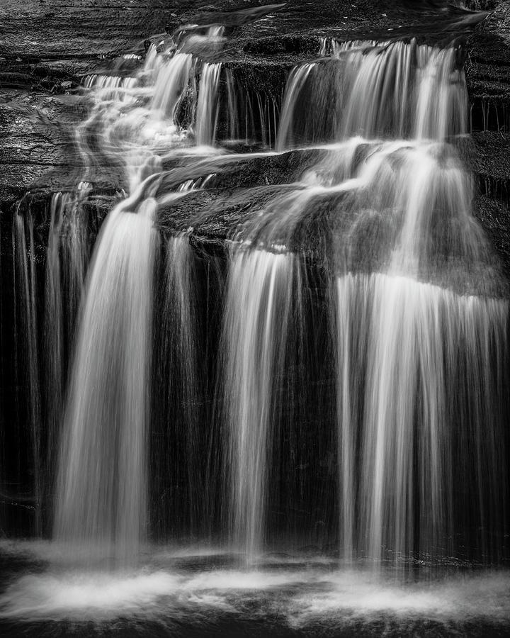 Carrick Falls by Patrick M Lynch