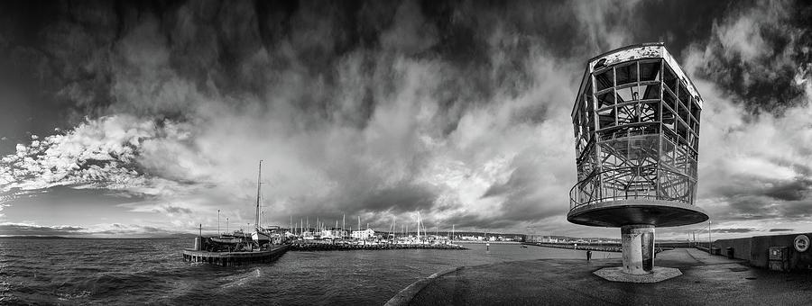 Carrickfergus Harbour 2m Photograph