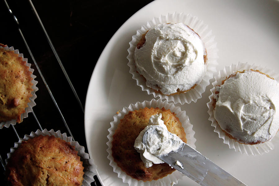 Carrot Cakes Photograph by Quilie