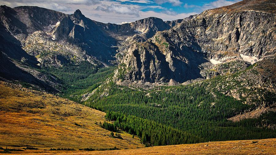 Carved in Stone, Rocky Mountain National Park by Flying Z Photography by Zayne Diamond