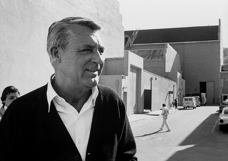 Cary Grant Photograph by John Dominis