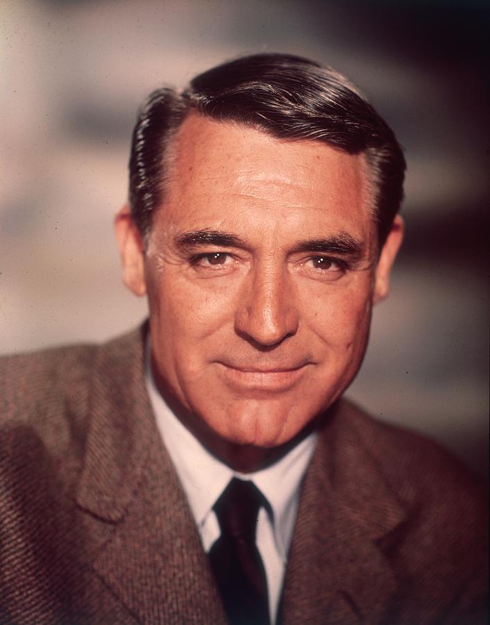 Cary Grant Photograph by Keystone