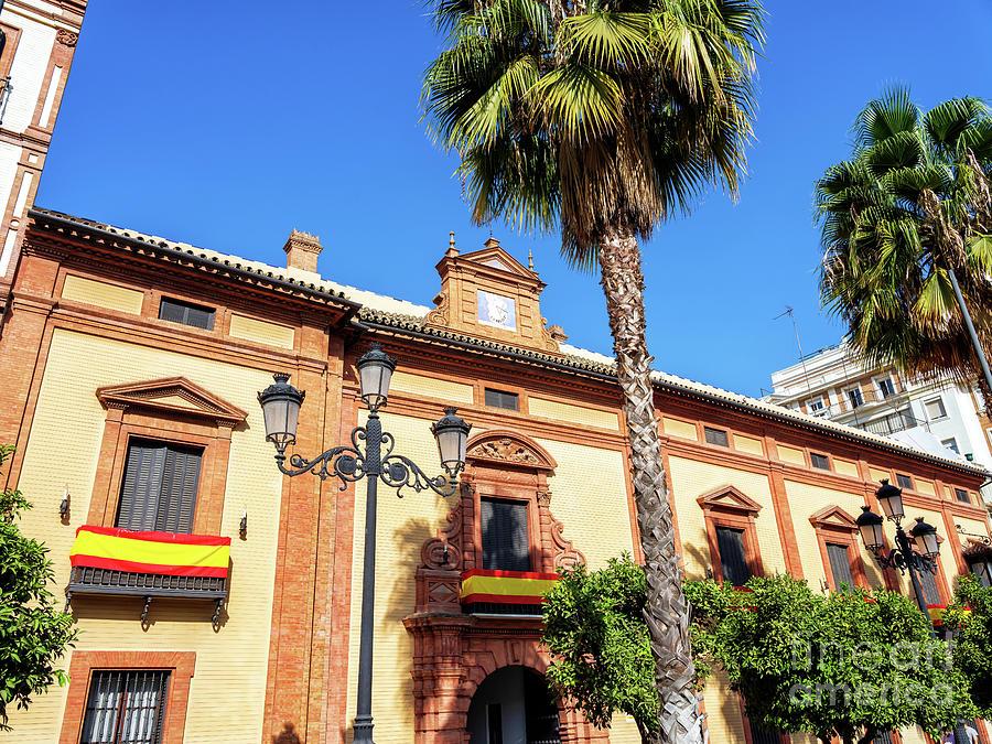 Casa Guardiola Seville by John Rizzuto