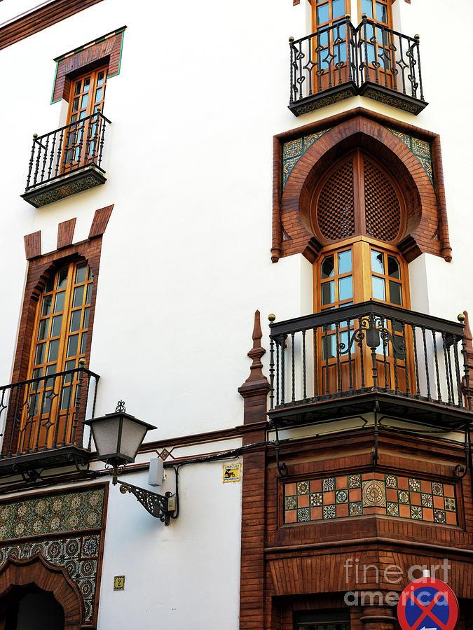 Casa Palacio Seville by John Rizzuto