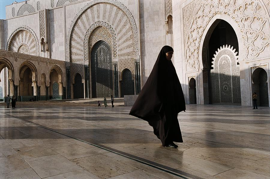 Casablanca, Morocco In January, 2006 - Photograph by Jean-luc Manaud