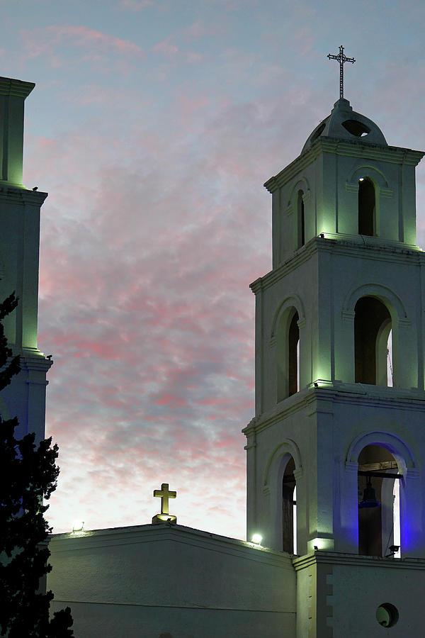 Casas Grandes San Antonio Templo by Jeff Brunton