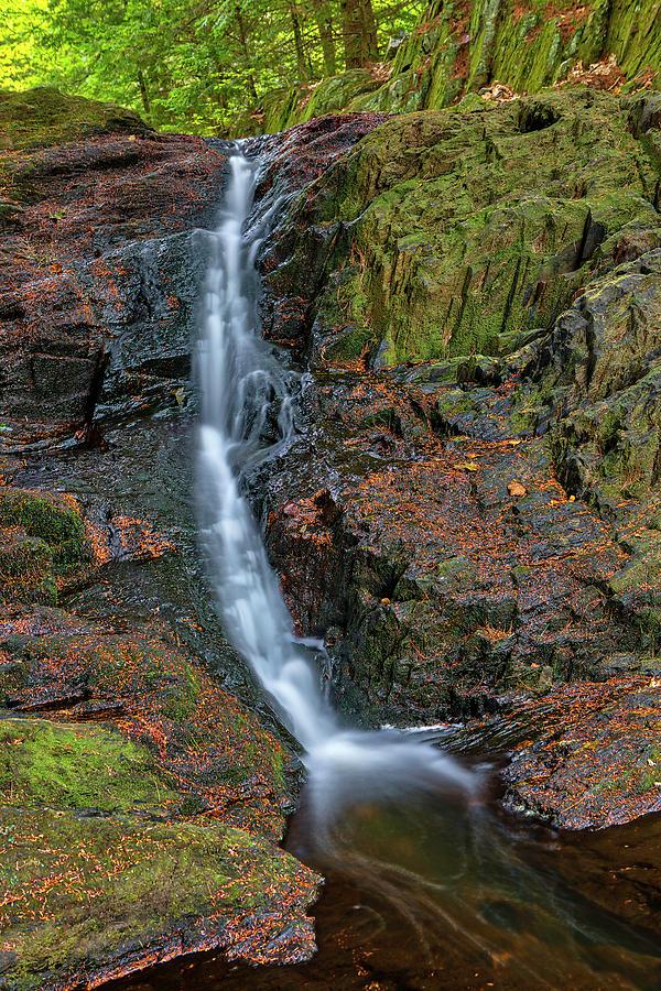 Cascade Falls by Juergen Roth