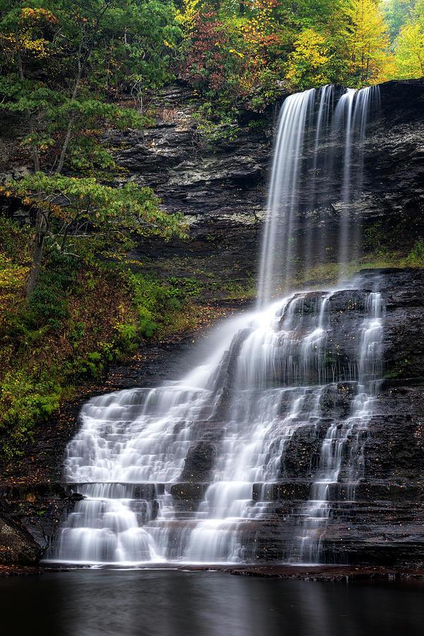 Cascade Falls by Ryan Wyckoff
